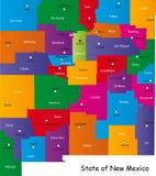 新墨西哥州 免版税库存图片