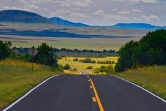 新墨西哥幻想高速公路 免版税库存照片