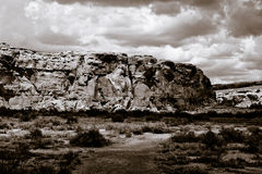 新墨西哥1 图库摄影