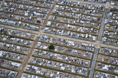 新奥尔良墓地 免版税库存图片