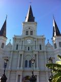 新奥尔良教会 库存照片