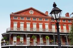 新奥尔良结构,路易斯安那,美国 免版税库存图片