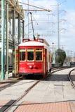 新奥尔良运河街道汽车 免版税图库摄影