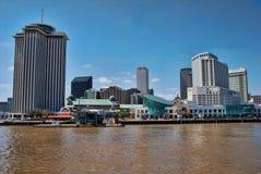 新奥尔良,路易斯安那 图库摄影