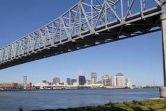 新奥尔良,路易斯安那 库存照片