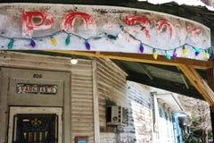新奥尔良, LA/USA -03-19-2014 :举世闻名的沃恩` s restauran 库存图片