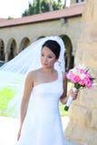 新娘俏丽的妇女 库存图片