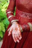 新娘印地安人 库存图片