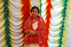 新娘印地安人 图库摄影