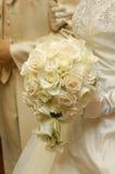 新娘图象 免版税库存照片