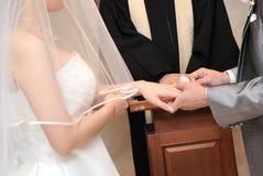 新娘图象 库存照片
