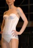 新娘女用贴身内衣裤 免版税库存照片