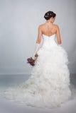 新娘工作室 免版税图库摄影