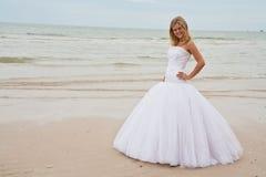 新娘年轻人 免版税图库摄影