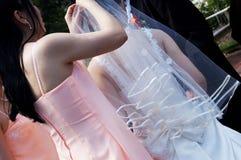 新娘当事人 免版税库存图片