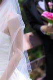 新娘新郎 库存图片