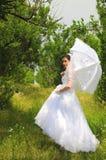 新娘本质 图库摄影