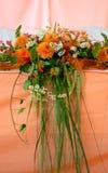 新娘的花束 免版税库存图片