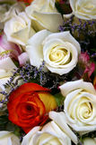 新娘的花束 免版税库存照片