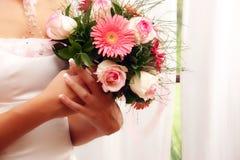 新娘的花束 图库摄影