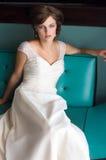 新娘纵向 库存图片