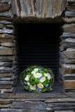 新娘花束。 免版税库存图片