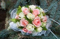 新娘花束 免版税库存图片