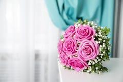 新娘花束 免版税库存照片