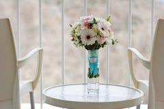 新娘花束 图库摄影