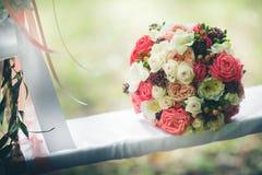 新娘花束3 库存图片