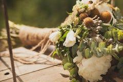新娘花束5 库存图片
