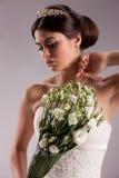 新娘年轻人 库存照片