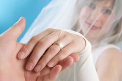 新娘 免版税库存图片