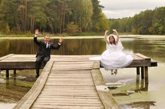 新娘 免版税库存照片