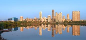 新孟买 库存图片