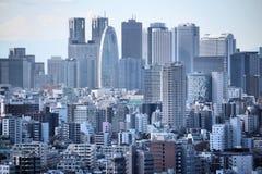 新宿东京 库存照片