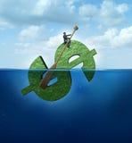 新市场概念 免版税库存照片