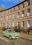 新市镇在爱丁堡 免版税库存照片