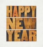 新年好贺卡 免版税库存照片