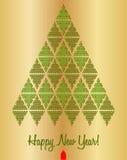 新年度。 免版税图库摄影