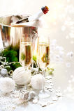 新年度庆祝 库存照片