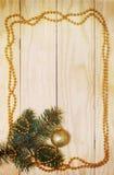 新年度的看板卡,垂直 库存图片