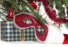 新年度礼品 库存图片