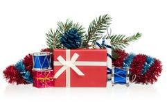 新年度礼品 免版税图库摄影