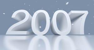 新年度 免版税图库摄影