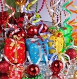 新年度` s礼品 免版税库存照片