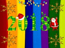 新年秀丽photo233 库存照片