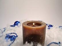 新年,圣诞节,假日装饰- DIY家装饰 免版税库存图片