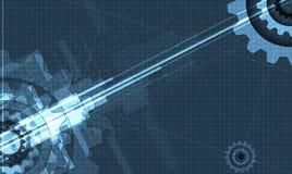 新技术公司业务&发展的概念 免版税库存图片