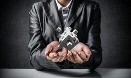 新技术的综合化 免版税库存图片
